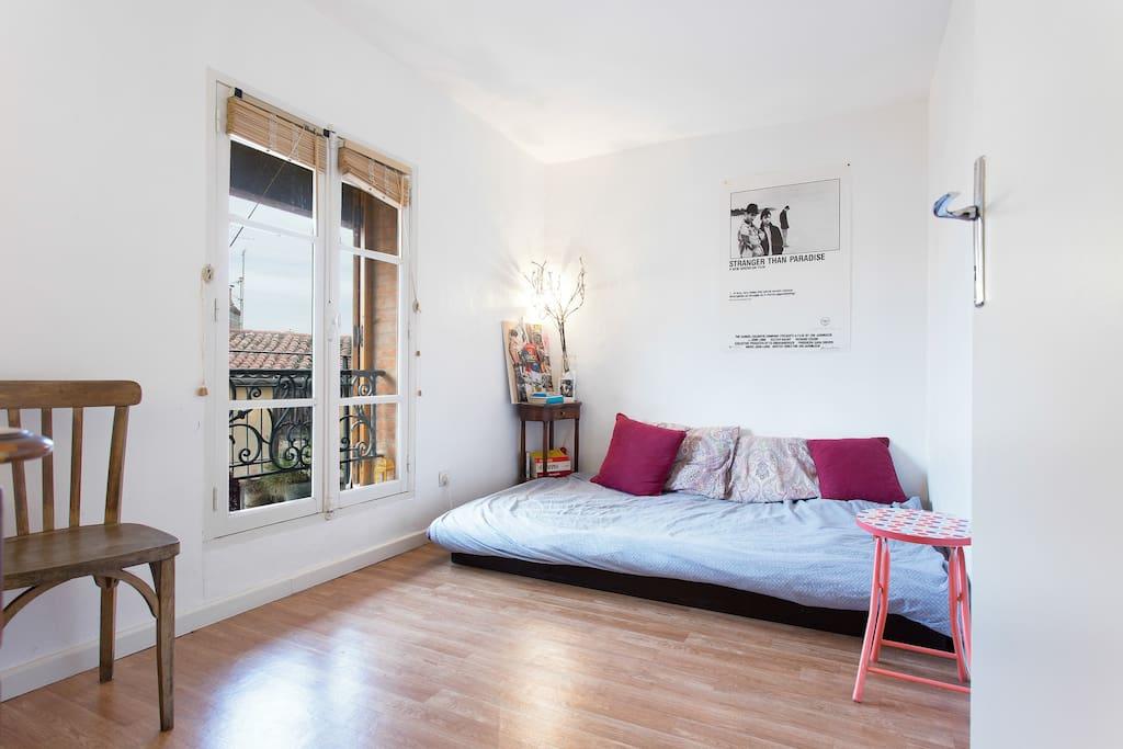 chambre/ bedroom