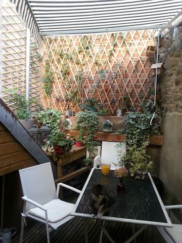 Jolie chambre proche de la gare - Limoges - Dům