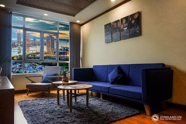 Luxury Apartment near Ham Nghi Lake - HAGL Apt