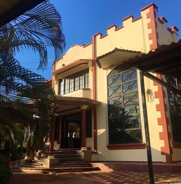 Casa de Hospedaje B&B Lodge en Clayton HAB#1/4