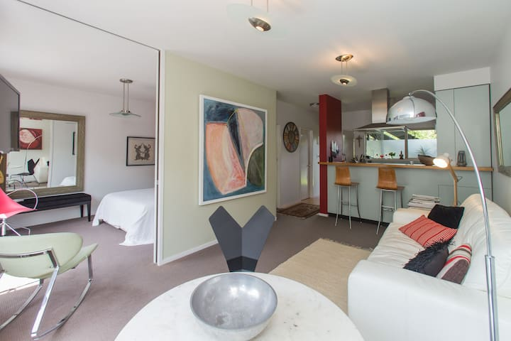 Funky little inner city pad - Auckland - Byt