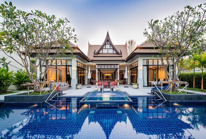 4 BDR Banyan Tree Grand Residence, Nr. 1