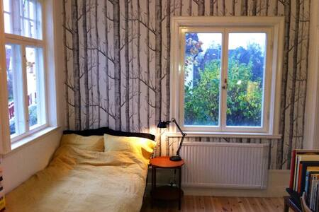 Room close to Stockholmsmässan and Stockholm city - Stoccolma