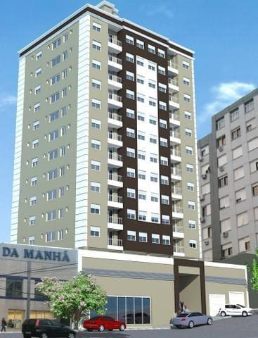 Apartamento Central 100m Shopping - Passo Fundo - Apartment