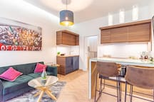 Superbe loft en plein Paris