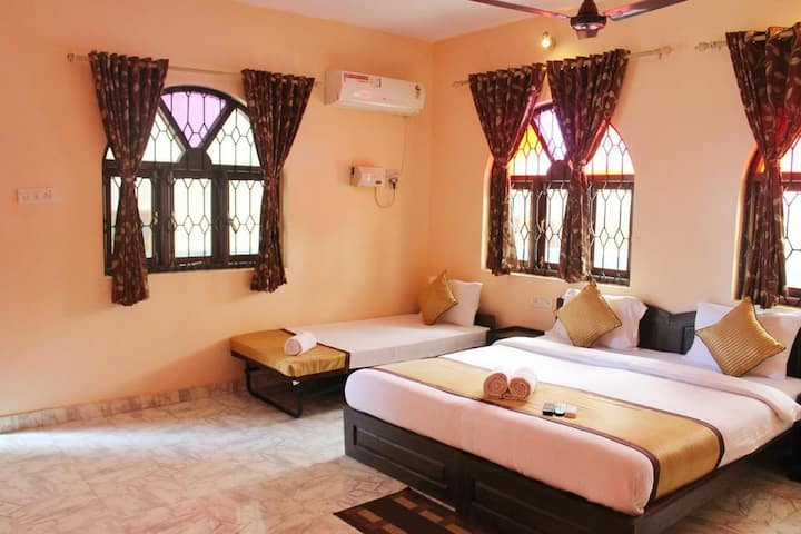 Standard Room | Beautiful Room at Baga Beach