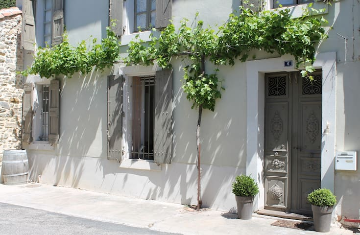 Beautiful classic french Town house - Mirepeisset - Bed & Breakfast