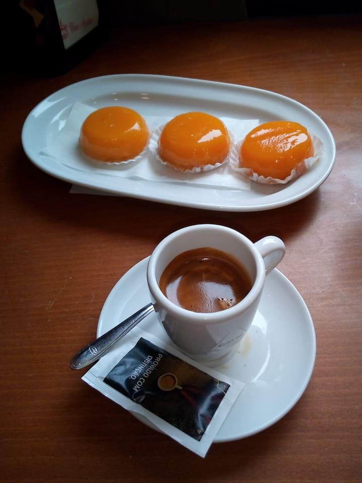 Brisa do Lis + Café Incluido