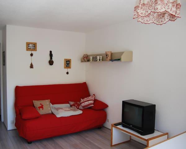 Appartement 6 personnes au Corbier - Le Corbier - Apartament