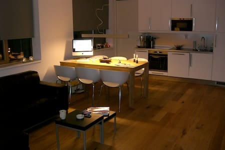 Spacious studio apartment in A'dam - Amsterdam