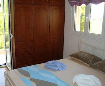 big apartment near Rafina port
