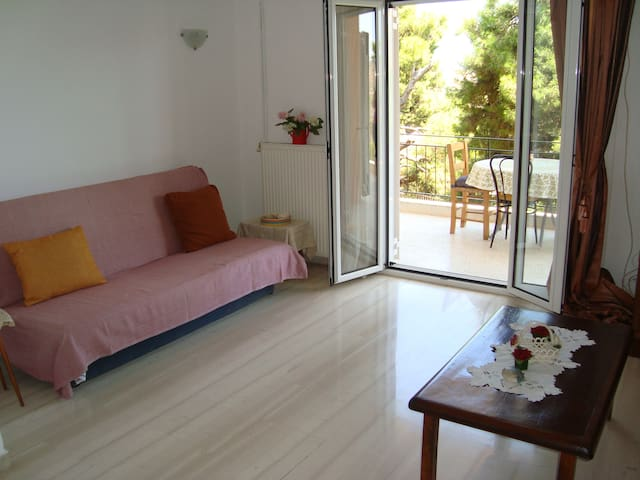 nice 55 m2 apartment in Rafina - Rafina - Lejlighed