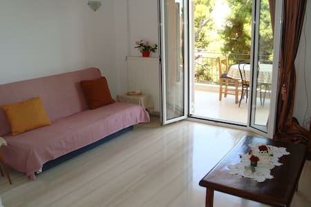 nice 55 m2 apartment in Rafina - Rafina