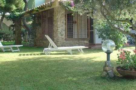 Villa's with private garden. - Villasimius