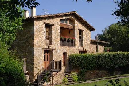 Restored Farmhouse w/Pool & Views 2 - Sales de Llierca - Wohnung