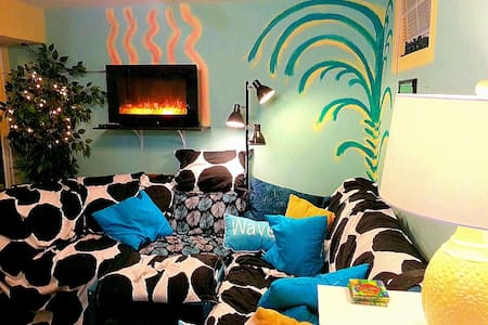 Kozy Komfort at KariEli's - Eden Prairie - Haus