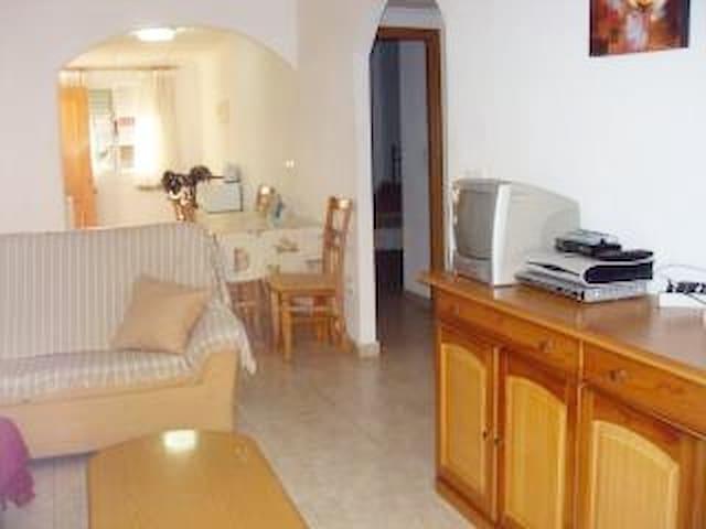 Comfortable apartment Aguilas