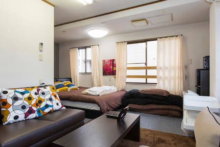 5min walk to Akihabara, pocket wifi.TF02 - Chiyoda-ku - Appartement
