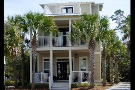 Lazy Daze - Beautiful Home in Seacrest Beach