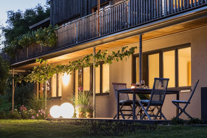 Wälder Vakanz - Urlaubsdomizil für Genießer - Krumbach - Apartamento