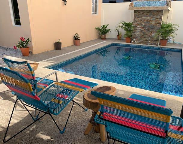 Casa Maty at San Pancho Beach