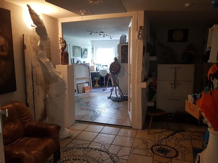 Perfekte Lage - Zimmer in Künstlerw