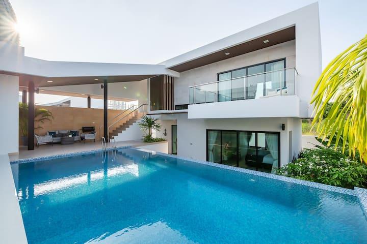 Mövenpick Luxury Villa5/Private Pool/Amazing Stay