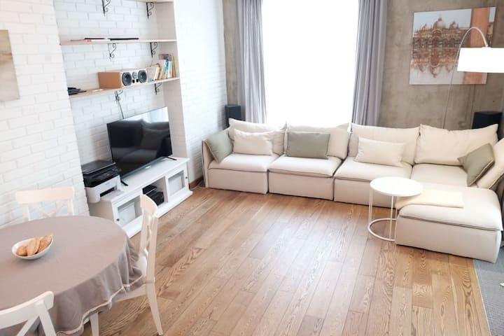 Cozy and stylish apartments  Rublyovka