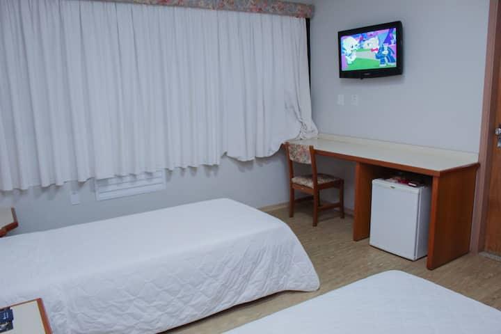 O hotel  em Assis, refêrencia em qualidade.