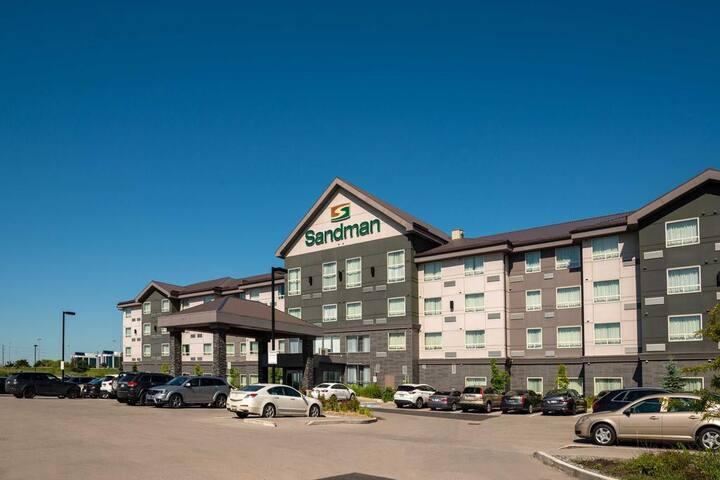 CANADÁ OAKVILLE SANDMAN HOTEL A EXCELENTE PRECIO