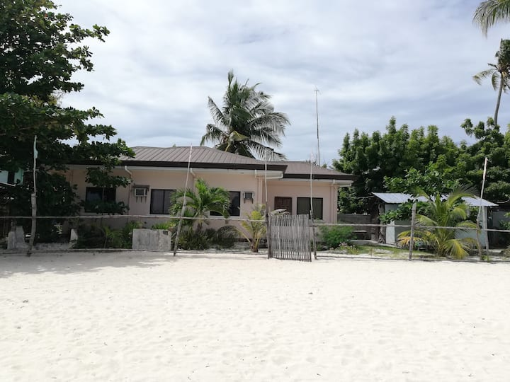 Talisay Private whitesand beachfront.