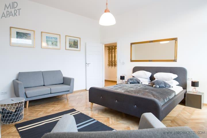 Mid Apart Mennicza Cieszyn