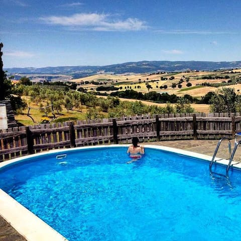 "Apartment ""Girasole"" Tuscany"