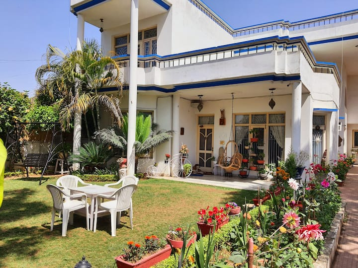 Ritukunj: A cozy abode to relax and unwind.