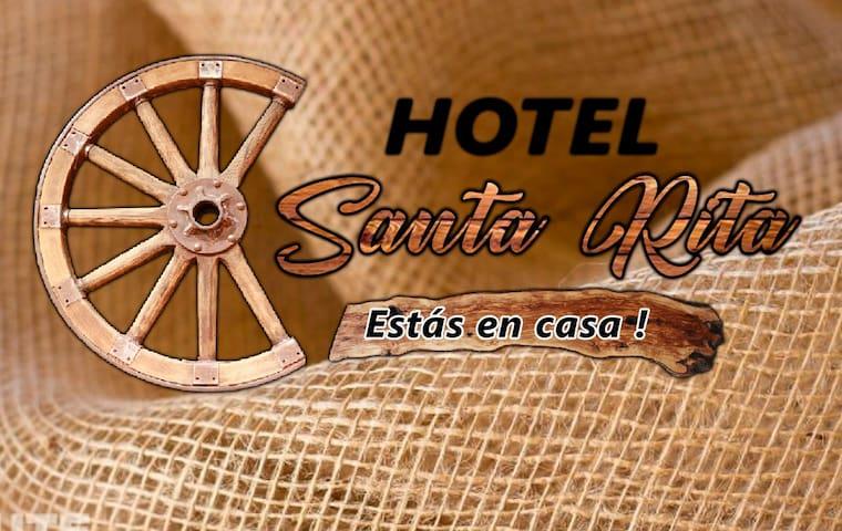 Hotel Santa Rita, Habitación Triple.