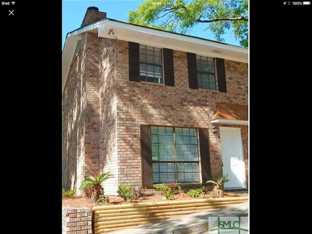 Midtown Savannah Townhouse -by the month