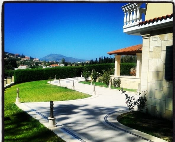 "Villa Kontarini ""Garden"" - Lixouri - Apartamento"