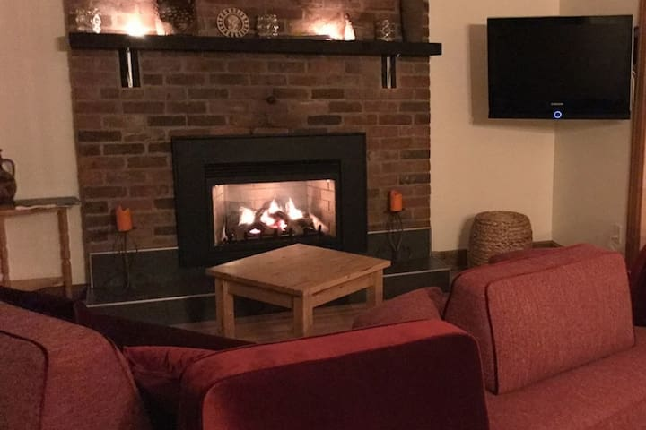 Cosy and warm place near Montreal