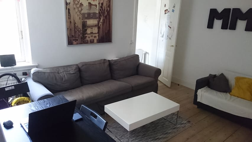 Privat room in the middle of the CITY CENTER