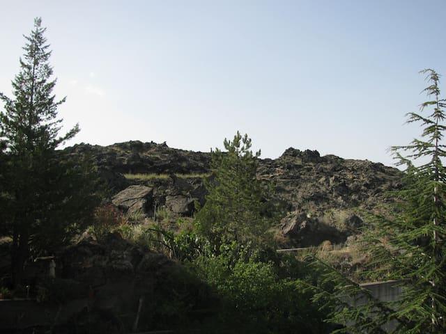 Gradevole alloggio ai piedi dell'Etna - Bronte