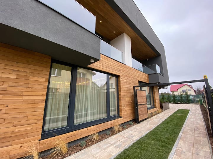 Brand New State of the Art Residence in Pipera