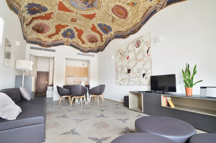 Paracelso - Elegant in the heart of Bologna - Bologna - Wohnung