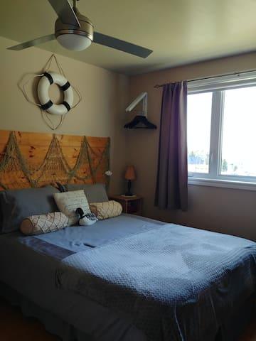 Chambre avec vue sur le Saguenay #116211