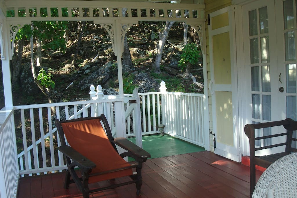 Calabash at galley bay cottages bungalows for rent in st for Calabash cottage