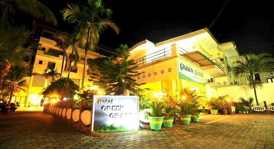 Green Grass Hotel & Restaurant (Pvt) Ltd. - Jaffna - Outro