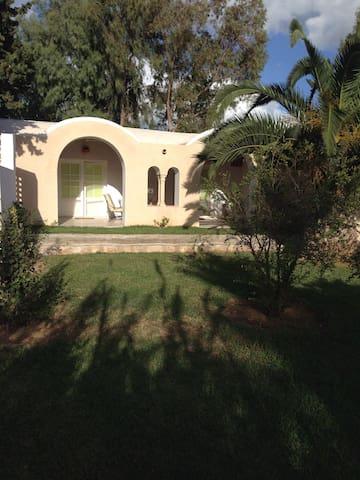 "Bungalow indépendant ""Dar Bedoui"" - La Soukra - Talo"