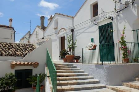 small , artist's house , pisticci - Pisticci - Byt
