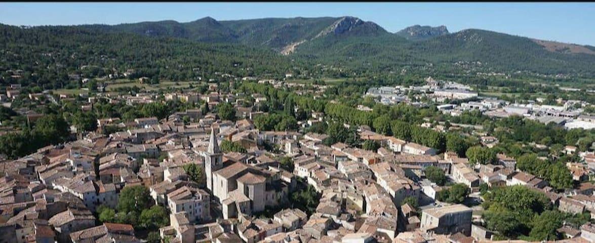 Capitale du centre Var - Brignoles