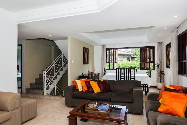Casa Grande Luxo HomeStay - Lauro de Freitas - House
