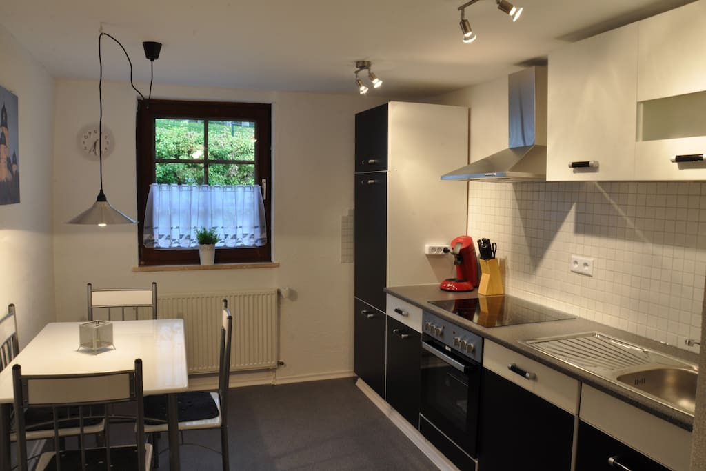 Küche Wohnung 1